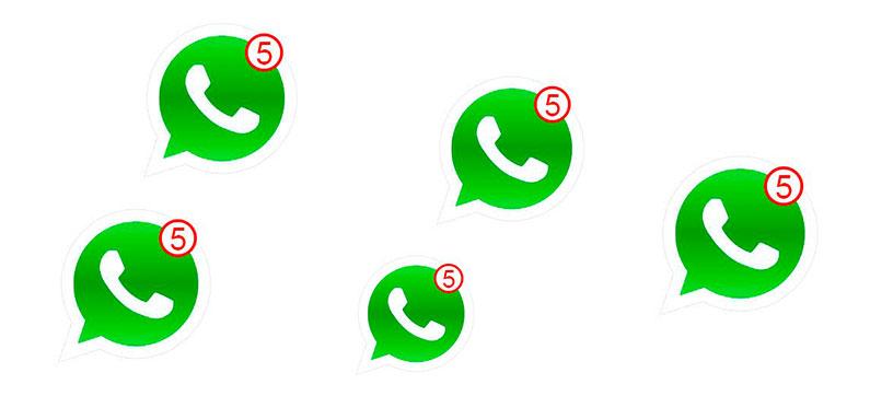 WhatsApp, novo limite para reenvio de mensagens.