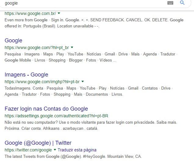 Agora ferrou! Google atualizou seu algoritmo.