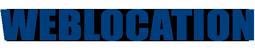 Logo Weblocation Criação de Sites