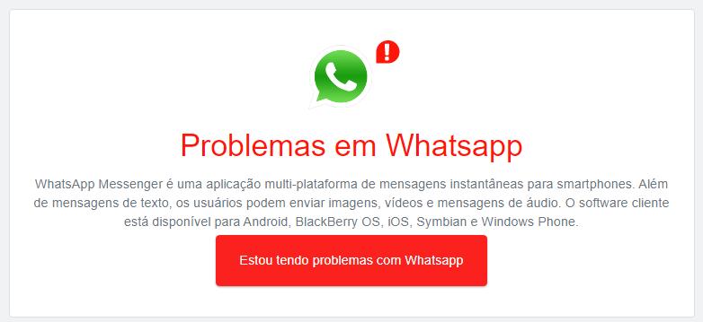 WhatsApp deixa de mostrar o status online e o visto por último